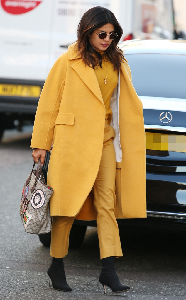 Priyanka Chopra -  Sophisticated style!