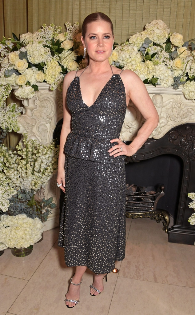 Tiffany & Co's BAFTAs Party -  So sparkly!