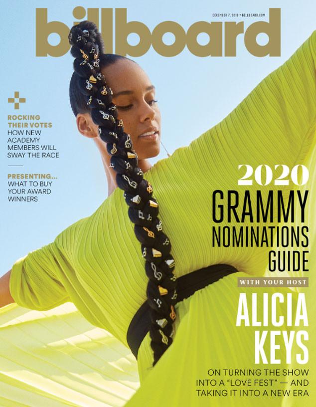 Alicia Keys, Billboard Magazine