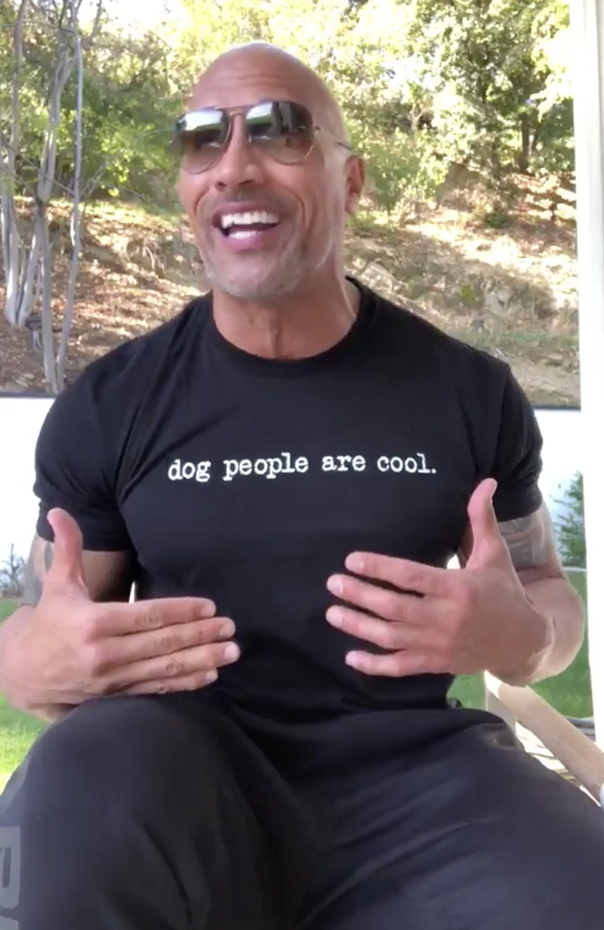 """Dwayne """"The Rock"""" Johnson, 2018 -  The actor/producerhumbly accepted his award for The Razzie Nominee So Rotten You Loved It for his role in the film Baywatch. """"It's the #Oscars and Hollywood's biggest night! So let me go ahead and take this 'L' right on the chin for  Baywatch ,"""" he shared on  Twitter ."""