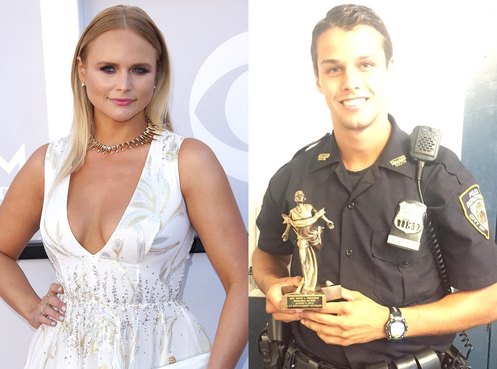 Country Star Miranda Lambert Marries NYPD Officer