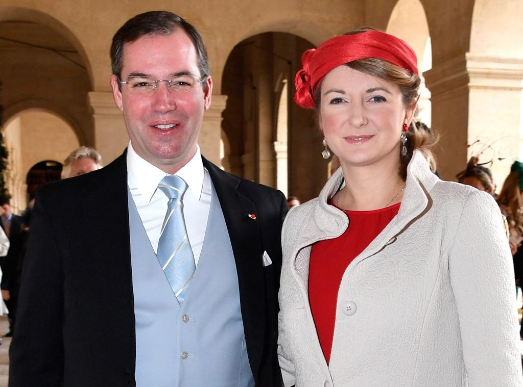 Prince Guillaume, Princess Stephanie