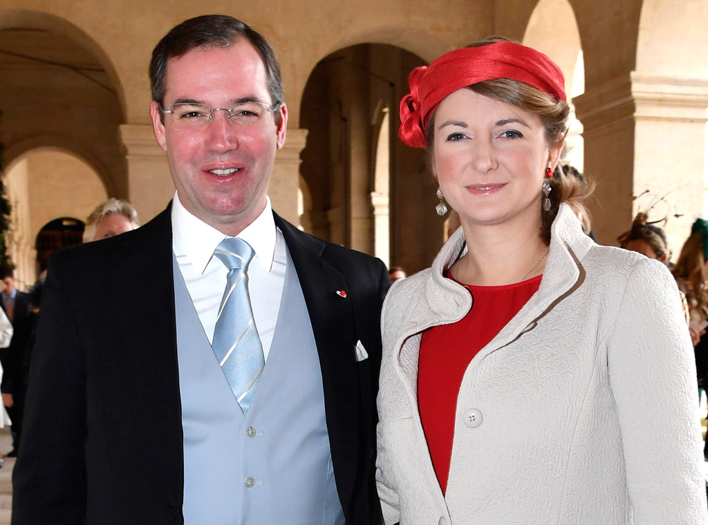Prince Guillaume, Princess Stephanie