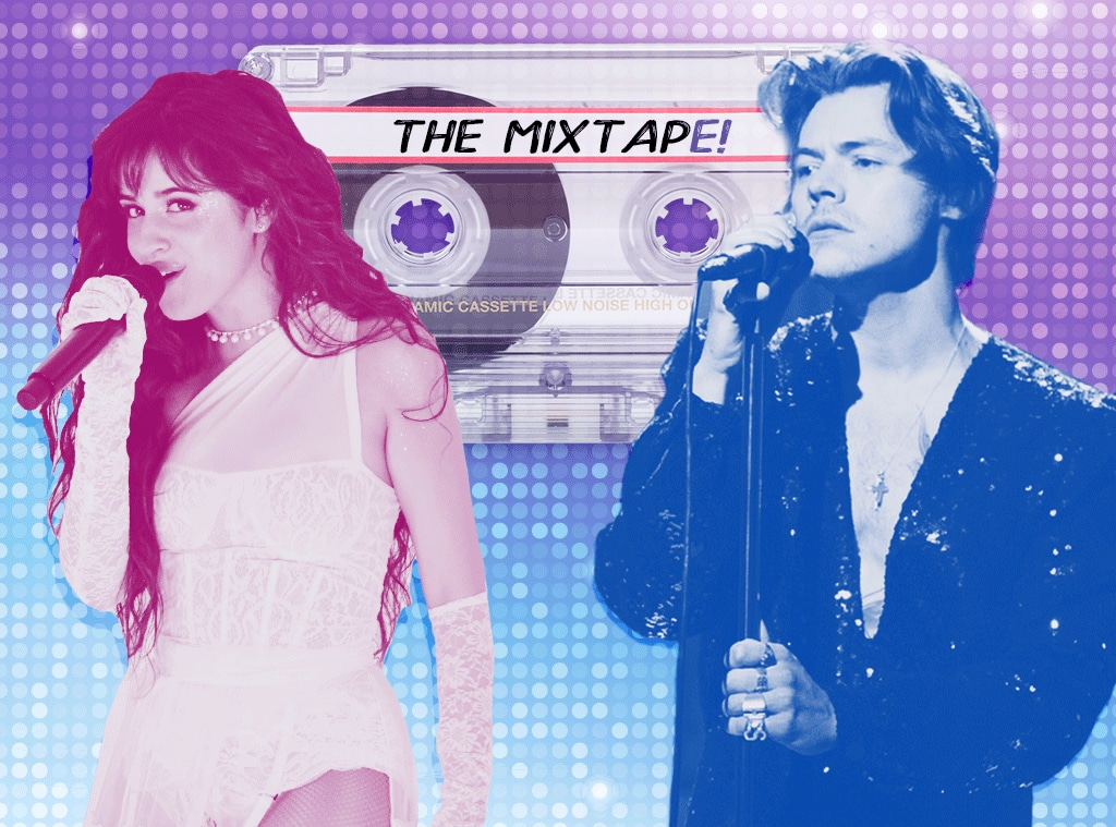 The MixtapE!, Camila Cabello, Harry Styles