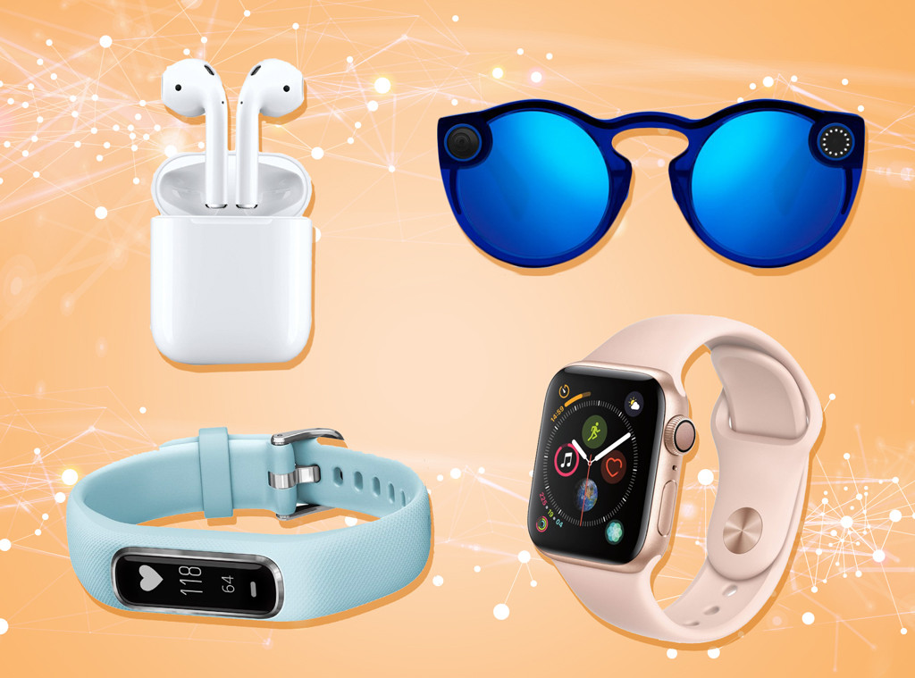 E-Comm: Holiday Wearable Tech Gifts 2019