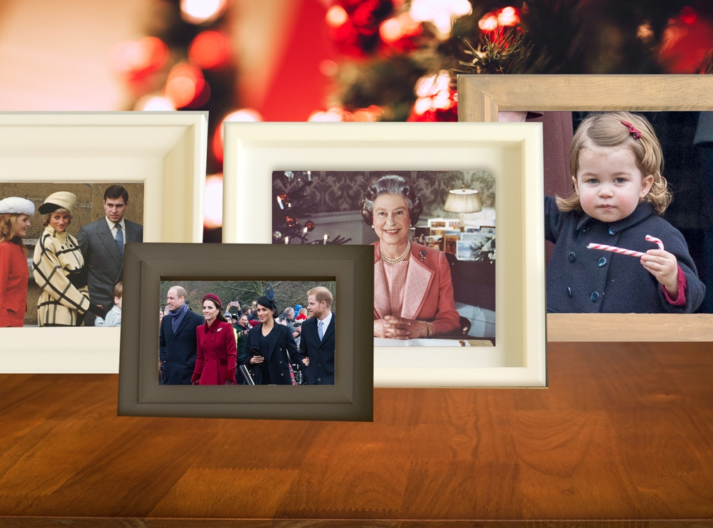Royal Family Christmas Traditions, Queen Elizabeth II