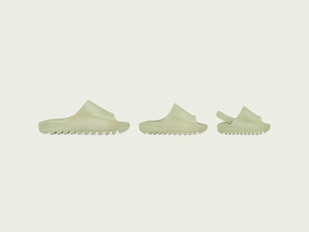 Chinelos Yeezy, Adidas
