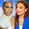 Lindsay Lohan Denies Slamming <i>Celebrity Big Brother</i> After Mom Dina Lohan Is Voted Off