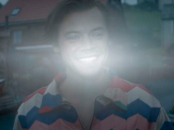 "Watch Harry Styles Form an Unlikely Friendship With a Giant Fish in ""Adore You"" Music Video"