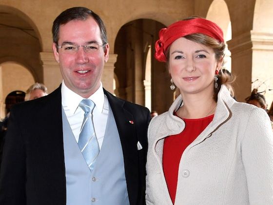 Luxembourg Royals Prince Guillaume and Princess Stephanie Expecting First Child
