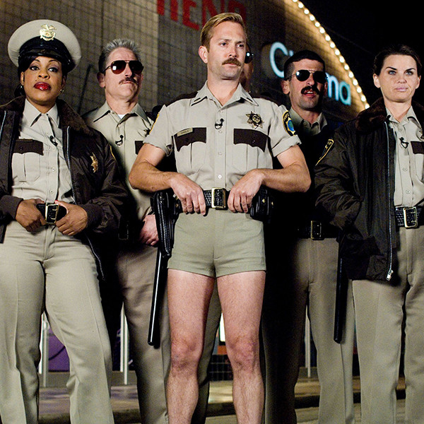 Sound the Alarms, a Reno 911! Revival Is Coming to Quibi