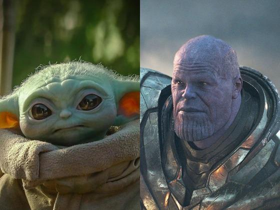 Mira a Baby Yoda convertido en el adorable salvador de los Avengers
