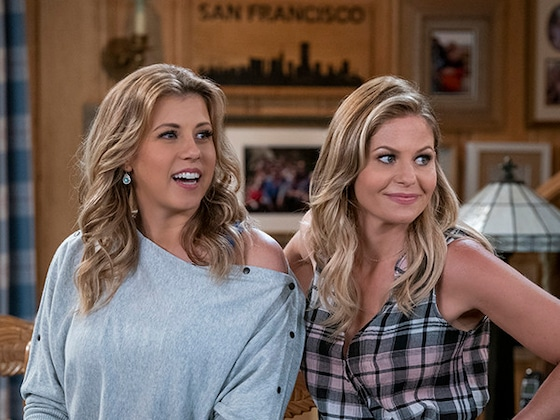 How the Cast of <i>Fuller House</i> Prepared to Say Goodbye, Or Not