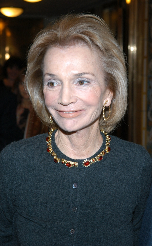Lee Radziwill -  The younger sister oflate former First Lady  Jacqueline Kennedy Onassis died at age 85 on February 15, WWD  reported. Born  Caroline Lee Bouvier , she was known asa style icon, socialite and PR exec.
