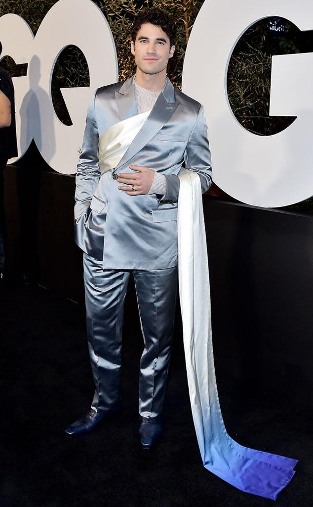 Darren Criss, 2019 GQ Men Of The Year Celebration