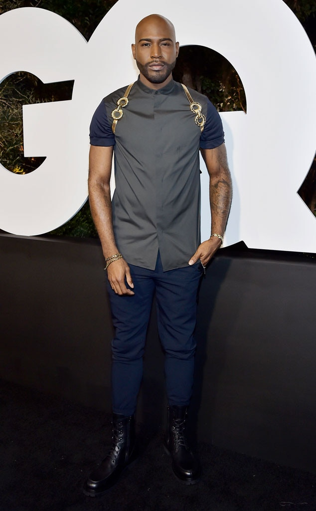 Karamo Brown, 2019 GQ Men Of The Year Celebration