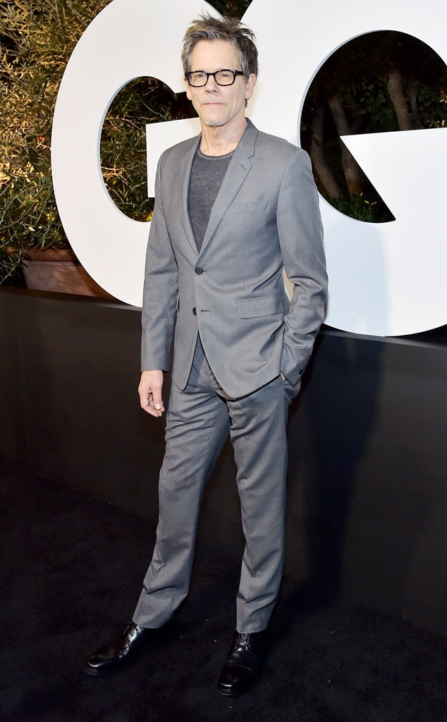 Kevin Bacon, 2019 GQ Men Of The Year Celebration