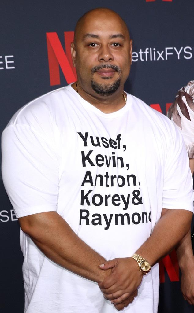 Raymond Santana Jr.
