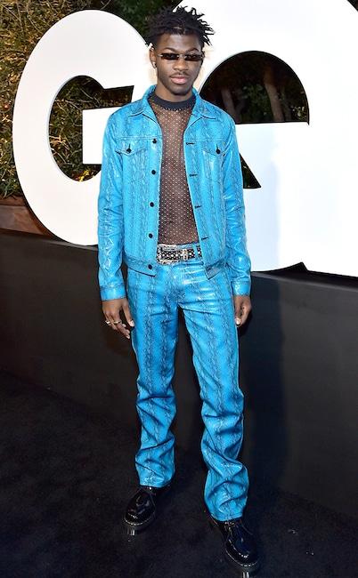 Lil Nas X, Fashion Police widget