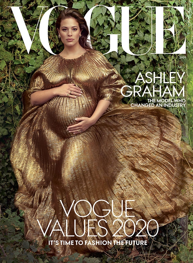 Ashley Graham, Vogue, January 2020