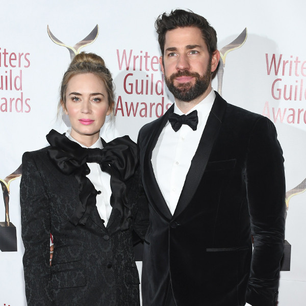 John Krasinski and Emily Blunt Give Rare Look Into Their Magical Date Night