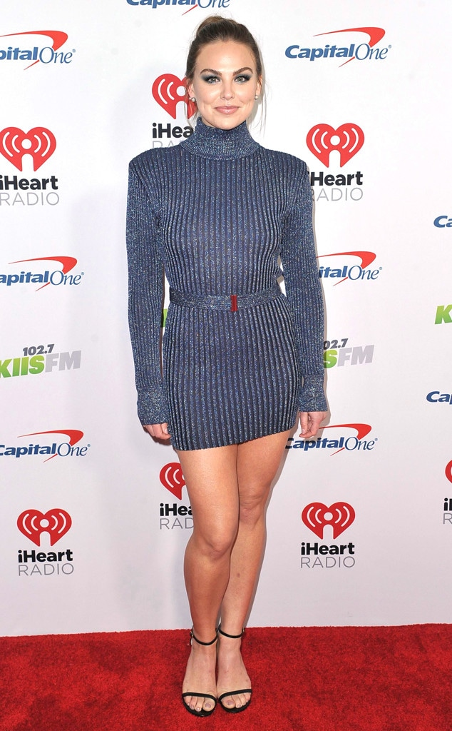 2019 iHeartRadio Jingle Ball, Hannah Brown