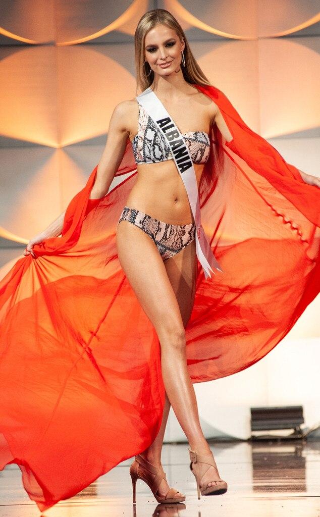 Miss Universe 2019, Swimwear, Miss Albania