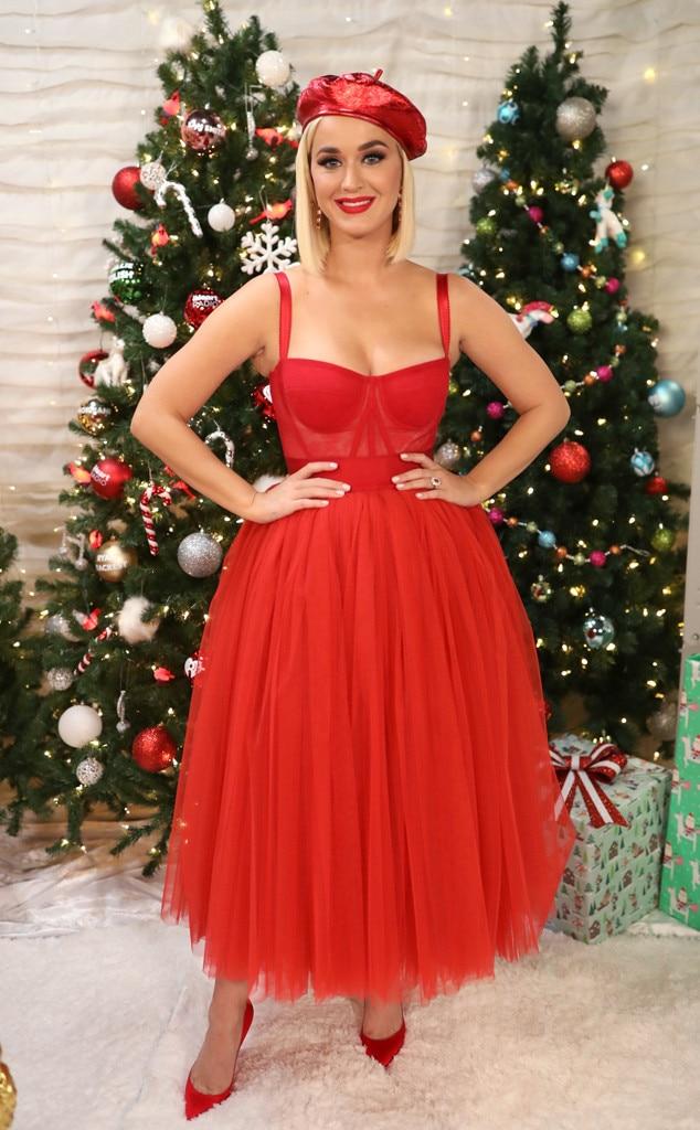 Katy Perry, 2019 Jingle Ball, Christmas, Holiday