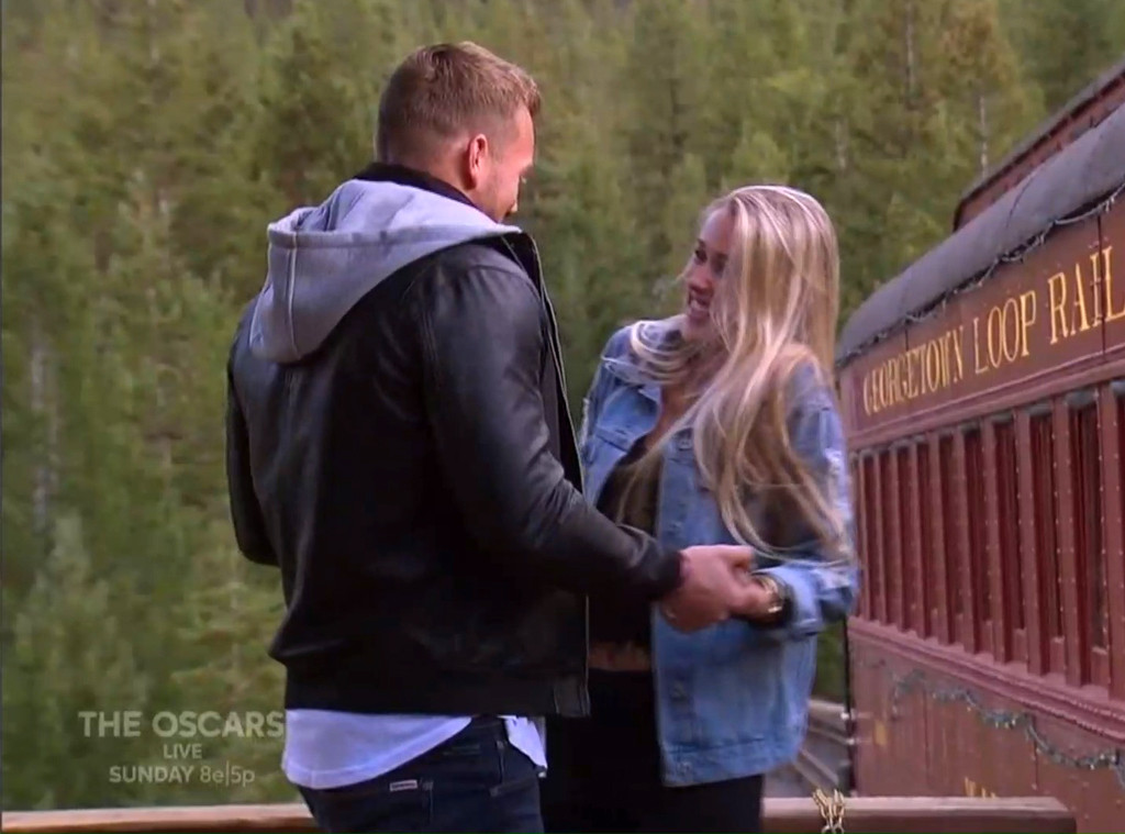 The Bachelor Did Not Jump the Fence Again, But Another Woman Has Dumped Him
