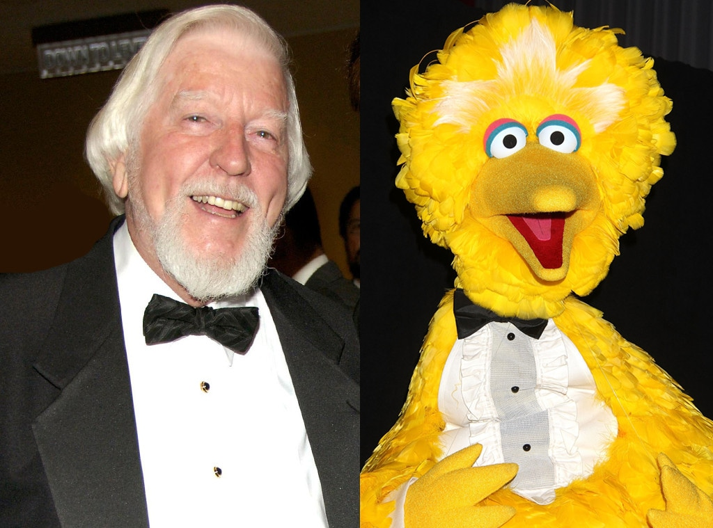 Caroll Spinney, Big Bird