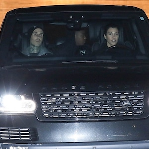 Kourtney Kardashian, Travis Barker