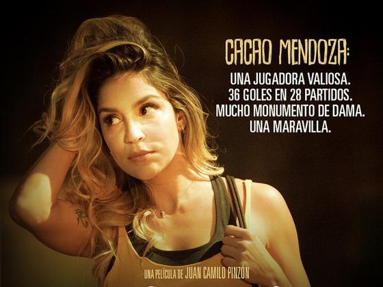 Valentina Lizcano debuta en el cine con la pel&iacute;cula <i>Ajenos F&uacute;tbol Club</i>