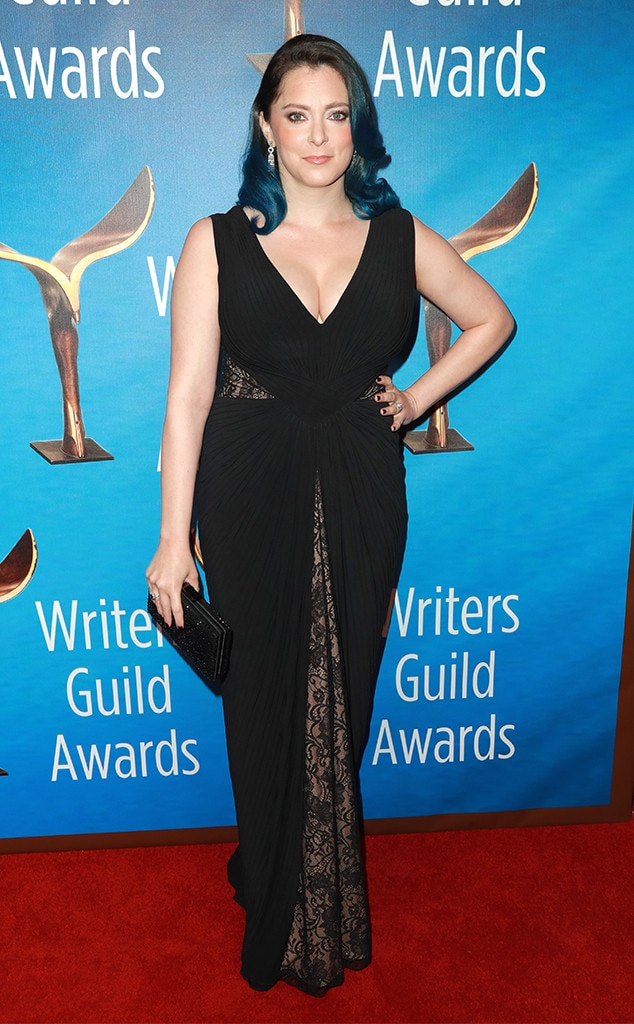 Rachel Bloom -  The actress strikes a pose.
