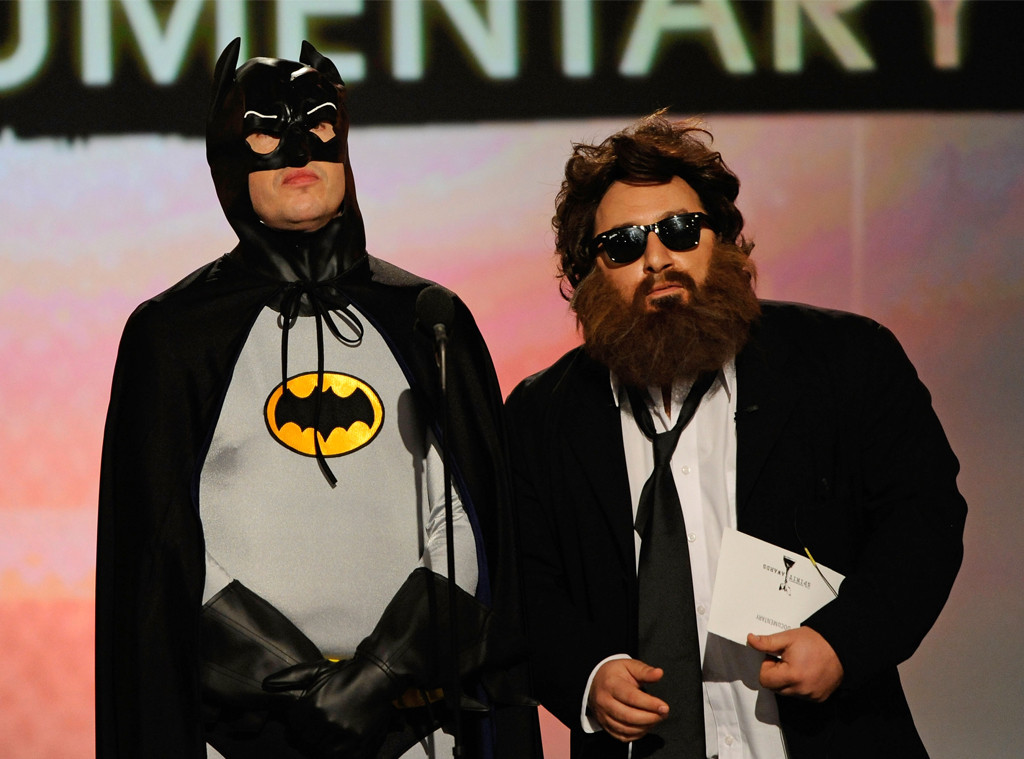 Steve Coogan, Frank Coraci, Independent Spirit Awards craziest moments