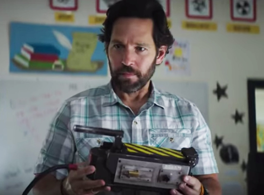 Ghostbusters 3 - Paul Rudd