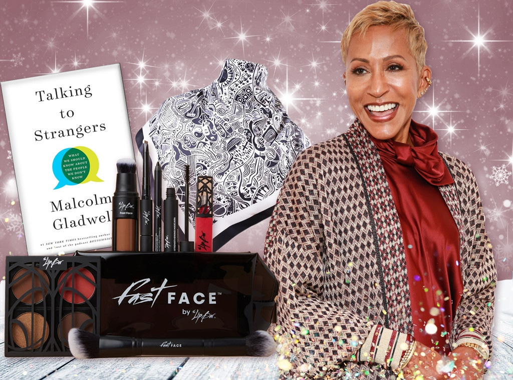 E-Comm: Holiday Gift Guide, Adrienne Banfield-Jones, Gammy from Red Table Talk
