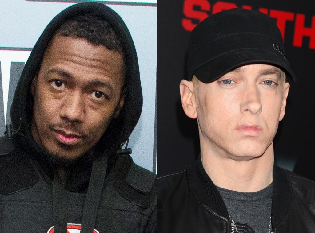 Nick Cannon, Eminem