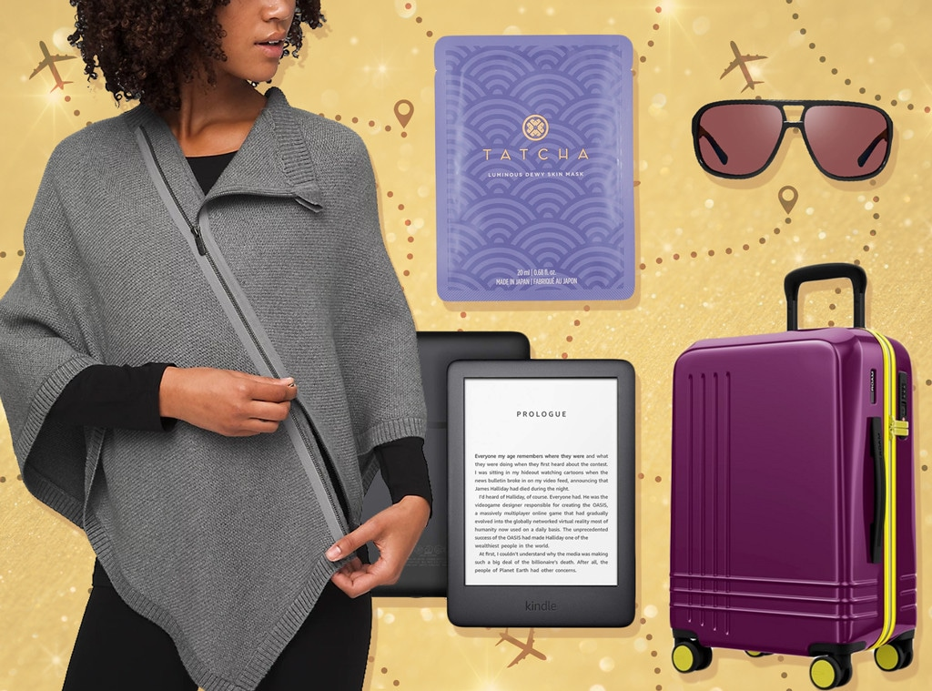 E-Comm: Gifts for the Traveler