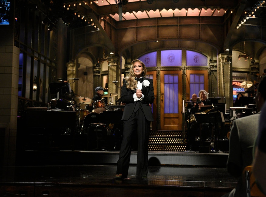 Saturday Night Live, Jennifer Lopez
