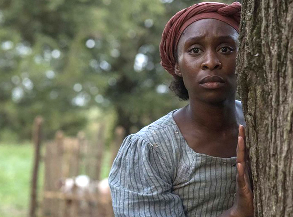 Cynthia Erivo, Harriet Tubman, Harriet
