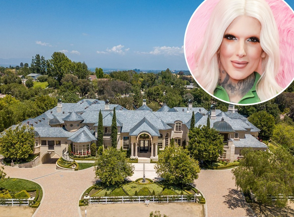 Jeffree Star home
