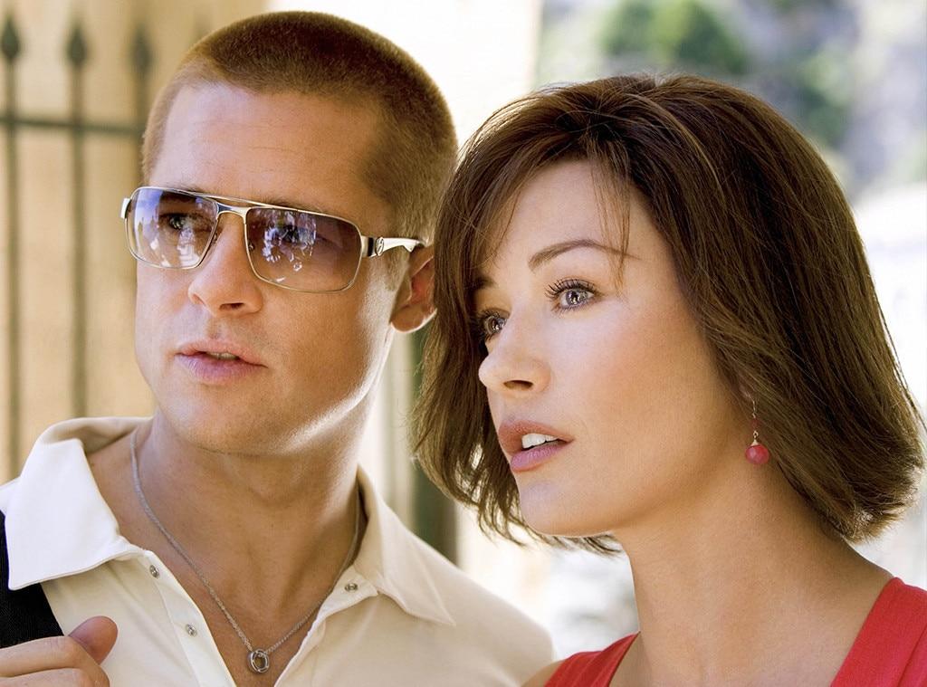Ocean's Eleven Franchise - Ocean's 12 (Ocean Twelve), Brad Pitt, Catherine Zeta-jones