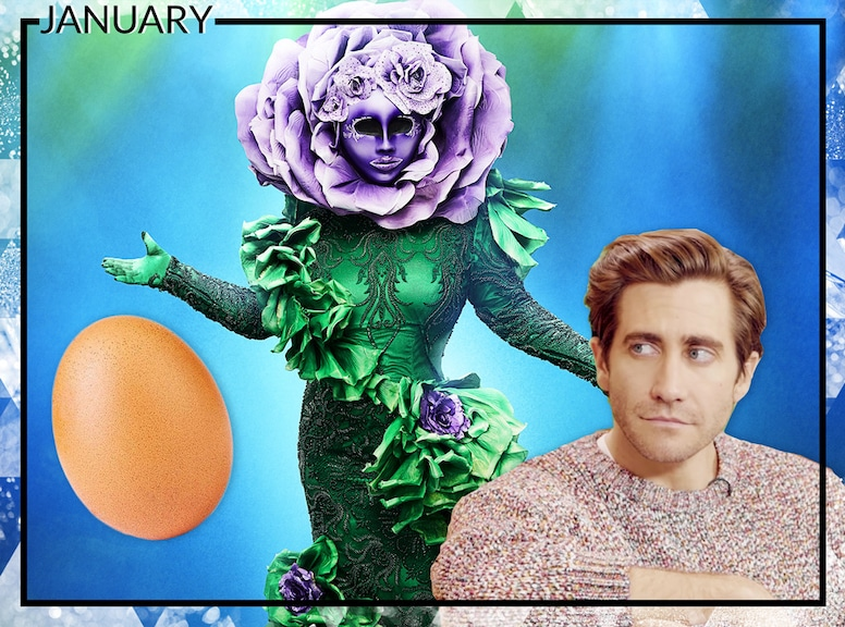 2019 Pop Culture Moments, January: Instagram Egg, Masked Singer, Jake Gyllenhaal