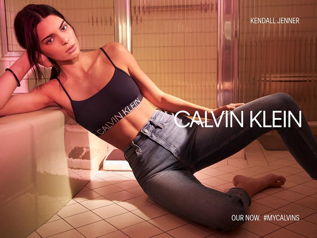 Kendall Jenner, Calvin Klein