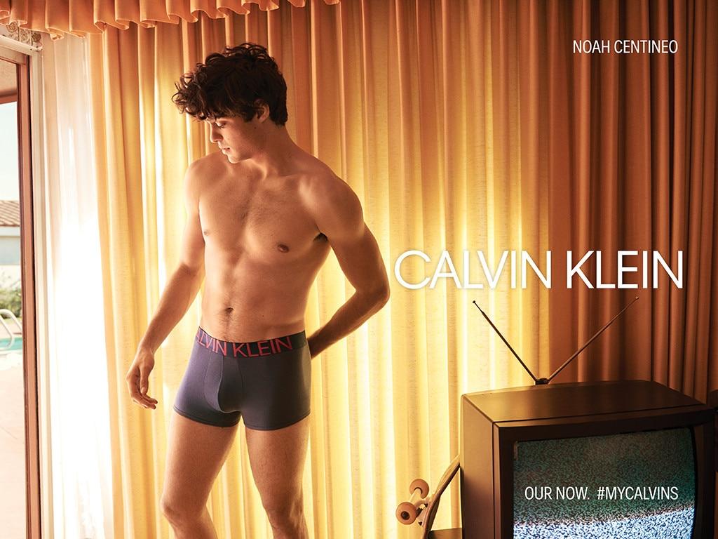 Noah Centineo, Calvin Klein