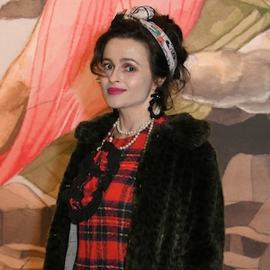 Helena Bonham Carter, London Fashion Week