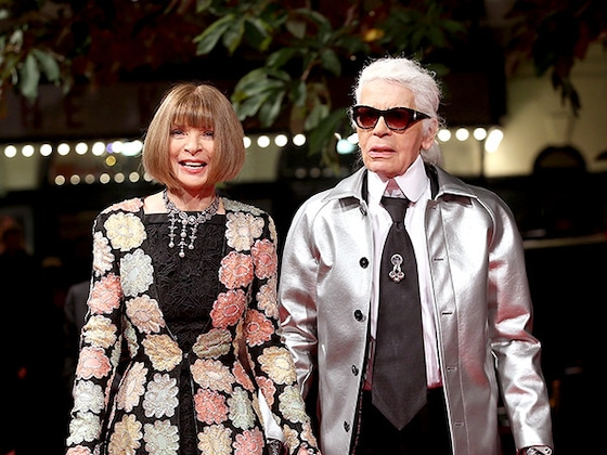 Karl Lagerfeld Dead at 85: Anna Wintour, Victoria Beckham and More Stars Pay Tribute