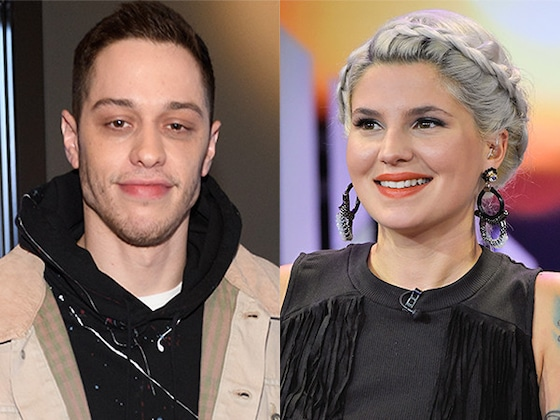 Pete Davidson Reunites With Ex-Girlfriend Carly Aquilino Weeks After Holding Hands With Kate Beckinsale