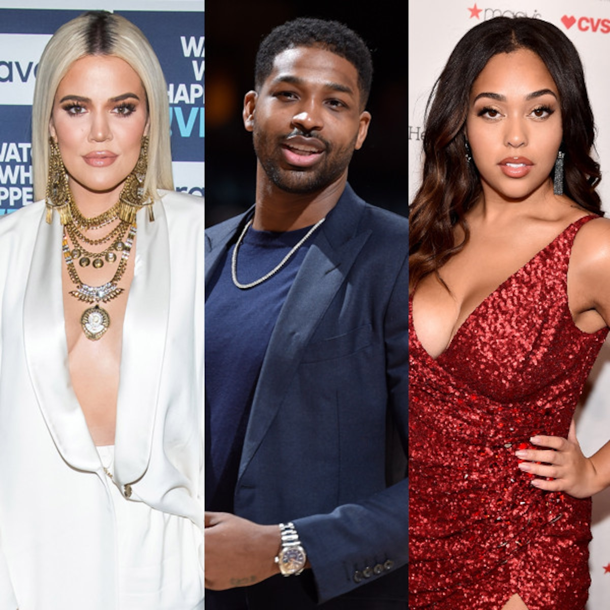 Khloe Kardashian Reacts to Tristan Thompson Cheating Rumor After ...