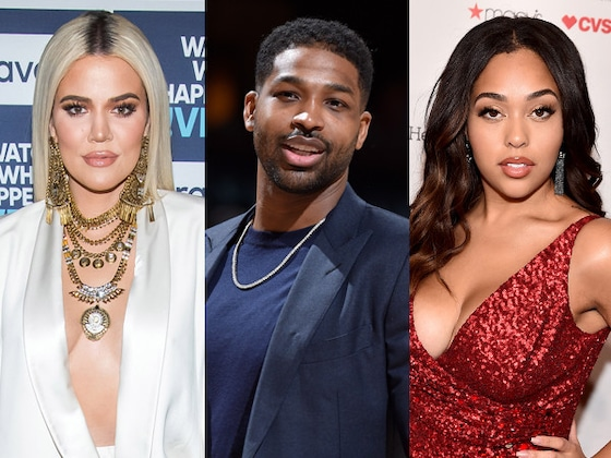 Khloe Kardashian Reacts to Jordyn Woods Cheating Rumors After Tristan Thompson Split